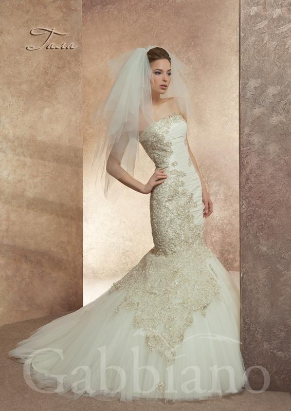 Купить дорогое свадебное платье 9